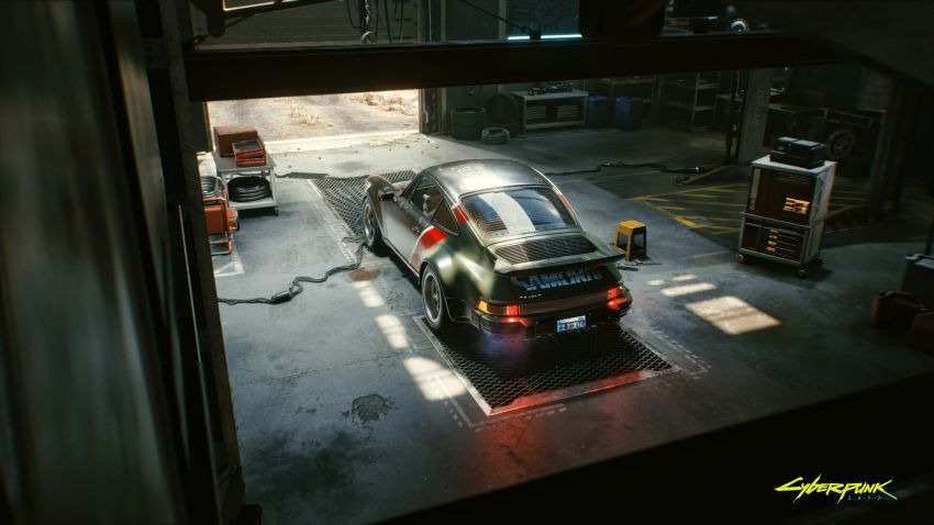 Porsche 930 Turbo and Arch Motorcycle Method 143 to feature in upcoming Cyberpunk 2077 video game Image #1194408