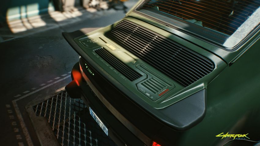 Porsche 930 Turbo and Arch Motorcycle Method 143 to feature in upcoming Cyberpunk 2077 video game Image #1194409