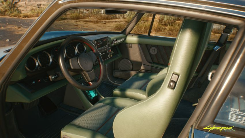 Porsche 930 Turbo and Arch Motorcycle Method 143 to feature in upcoming Cyberpunk 2077 video game Image #1194410