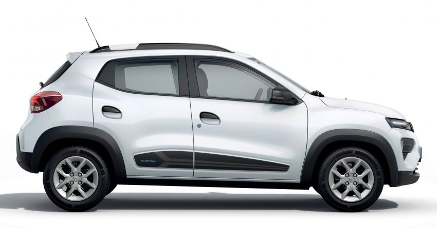 Dacia Spring Electric debuts – small EV with 44 hp and 225 km range; car-sharing and commercial variants Image #1194282