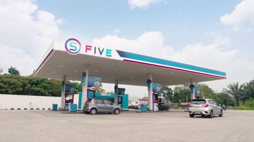 Five Petroleum officially launched in Malaysia – Ultimaxx fuels debut, 200 petrol stations planned Image #1194498