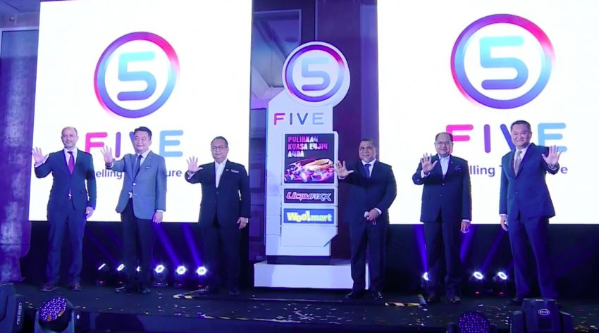 Five Petroleum officially launched in Malaysia – Ultimaxx fuels debut, 200 petrol stations planned Image #1194488