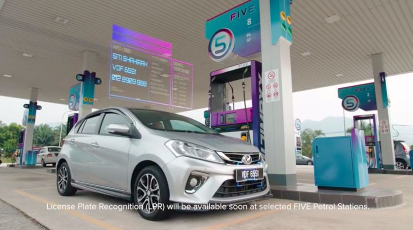 Five Petroleum officially launched in Malaysia – Ultimaxx fuels debut, 200 petrol stations planned Image #1194497