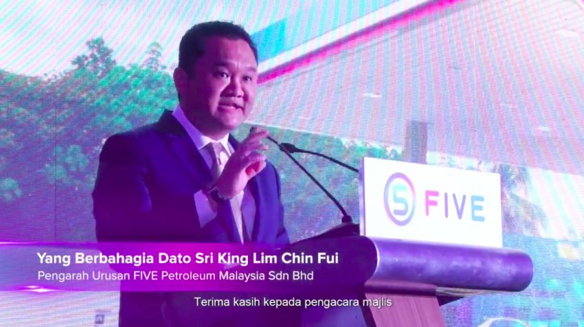 Five Petroleum officially launched in Malaysia – Ultimaxx fuels debut, 200 petrol stations planned Image #1194489