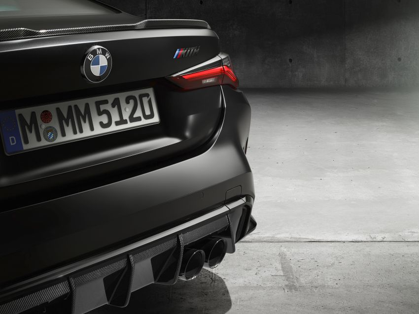 G82 BMW M4 Competition x Kith – 150-unit limited run Image #1198985