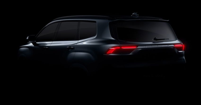 Geely Okavango – Haoyue seven-seat SUV coming to the Philippines; mild hybrid 1.5L turbo with 190 hp Image #1194764