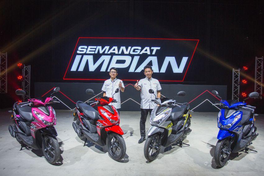 Honda Beat serba baru tiba di Malaysia – harga RM5.5k Image #1191207