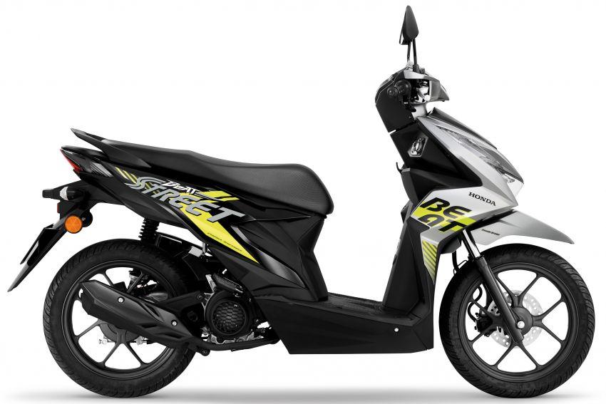 Honda Beat serba baru tiba di Malaysia – harga RM5.5k Image #1191199