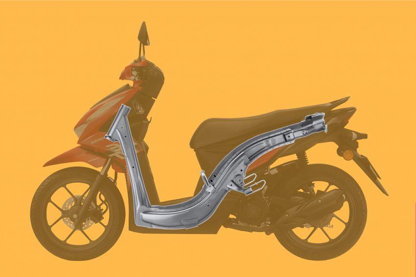 Honda Beat serba baru tiba di Malaysia – harga RM5.5k Image #1191195