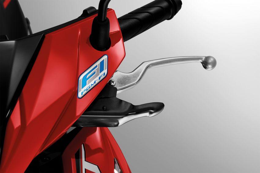 Honda Beat serba baru tiba di Malaysia – harga RM5.5k Image #1191196