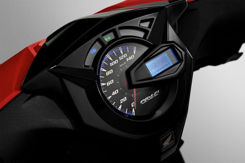 Honda Beat serba baru tiba di Malaysia – harga RM5.5k Image #1191194