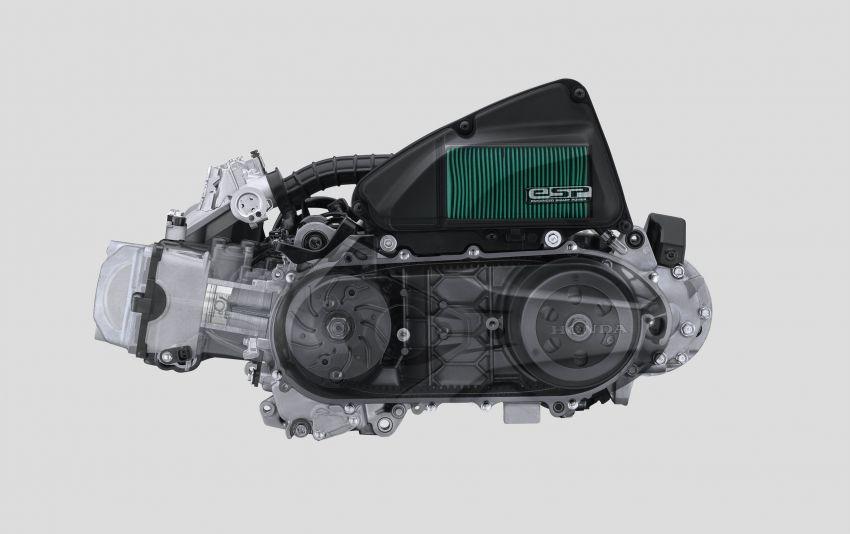 Honda Beat serba baru tiba di Malaysia – harga RM5.5k Image #1191188