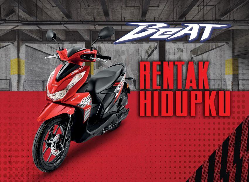 Honda Beat serba baru tiba di Malaysia – harga RM5.5k Image #1191206