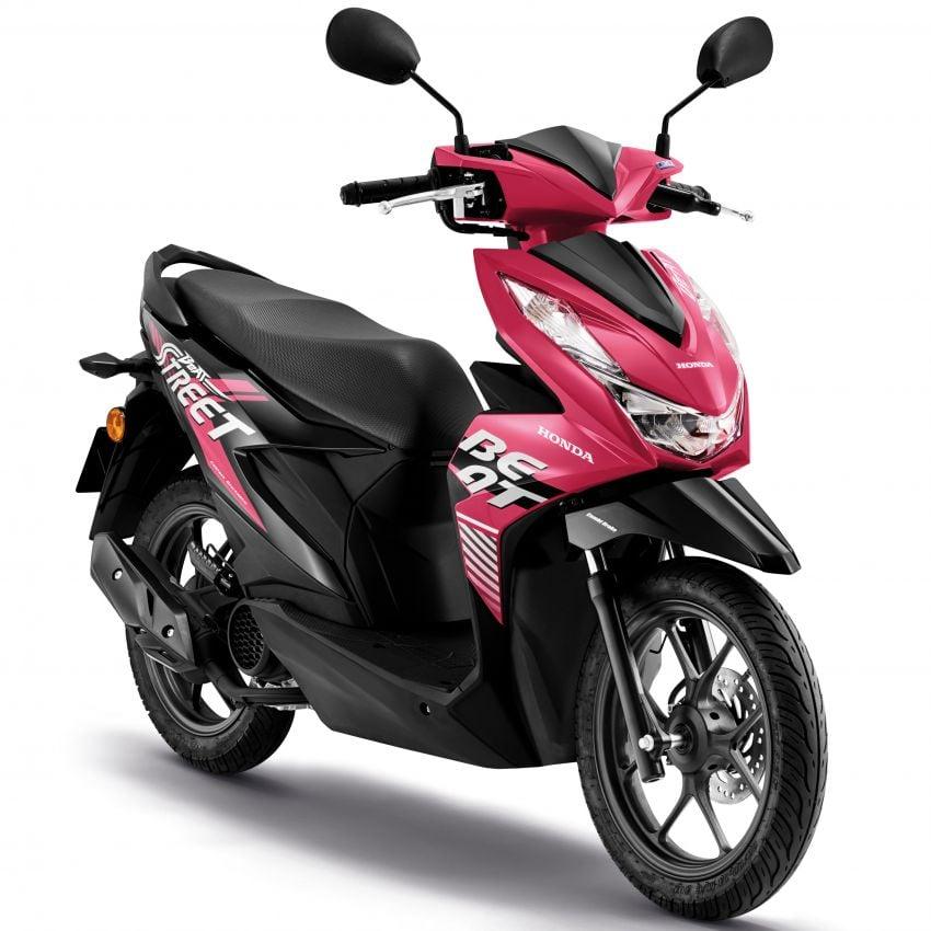 Honda Beat serba baru tiba di Malaysia – harga RM5.5k Image #1191204