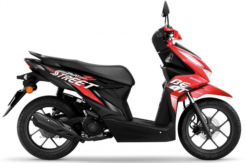 Honda Beat serba baru tiba di Malaysia – harga RM5.5k Image #1191201