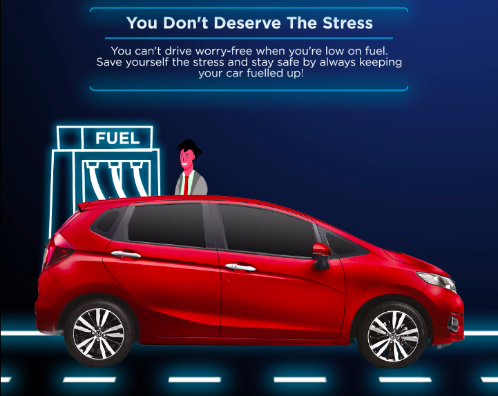 Driving with a near-empty fuel tank is bad – Honda Malaysia explains why 'E' does not mean Enough! Image #1195672