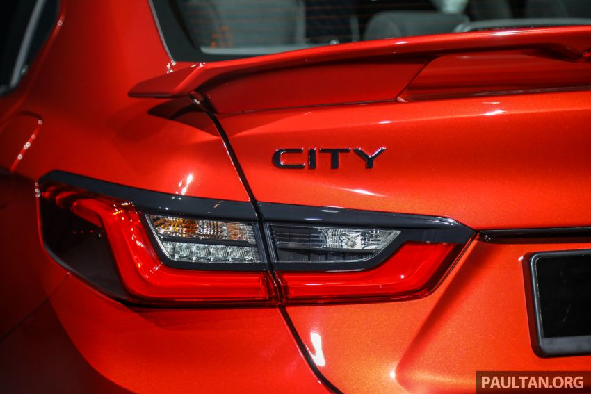 2020 Honda City – 5th-gen launched in Malaysia; 1.5L S, E and V; RS e:HEV Hybrid world debut, from RM74k Image #1192216
