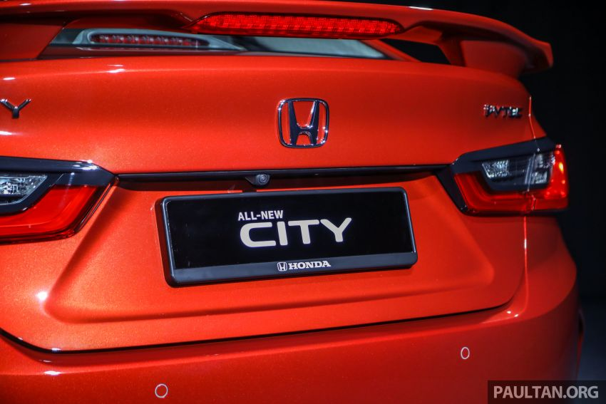 2020 Honda City – 5th-gen launched in Malaysia; 1.5L S, E and V; RS e:HEV Hybrid world debut, from RM74k Image #1192218