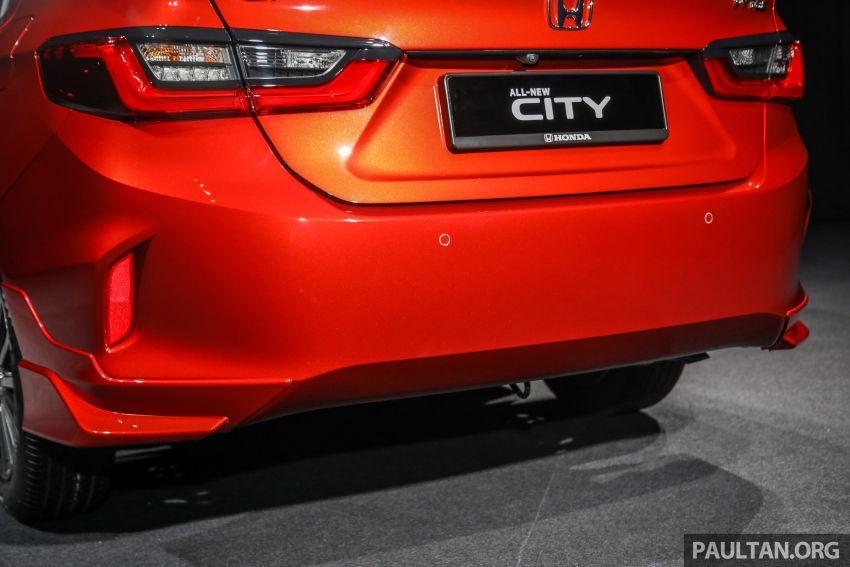 2020 Honda City – 5th-gen launched in Malaysia; 1.5L S, E and V; RS e:HEV Hybrid world debut, from RM74k Image #1192220