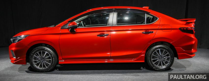 2020 Honda City – 5th-gen launched in Malaysia; 1.5L S, E and V; RS e:HEV Hybrid world debut, from RM74k Image #1192185