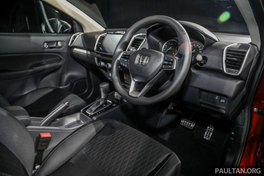 2020 Honda City – 5th-gen launched in Malaysia; 1.5L S, E and V; RS e:HEV Hybrid world debut, from RM74k Image #1192235