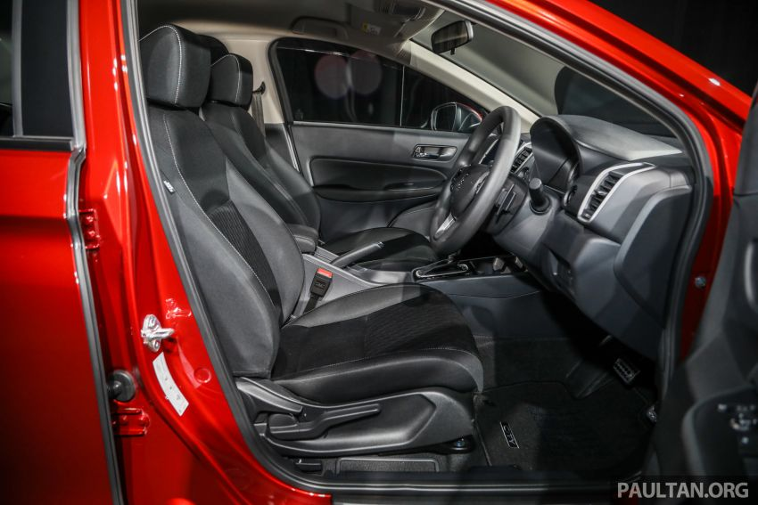 2020 Honda City – 5th-gen launched in Malaysia; 1.5L S, E and V; RS e:HEV Hybrid world debut, from RM74k Image #1192261