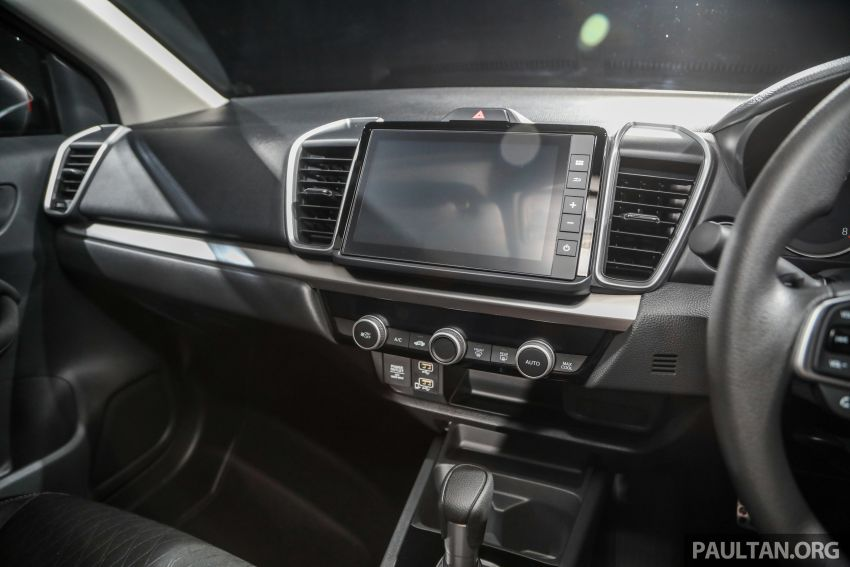 2020 Honda City – 5th-gen launched in Malaysia; 1.5L S, E and V; RS e:HEV Hybrid world debut, from RM74k Image #1192242