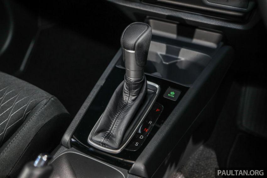 Honda City 2020 generasi kelima dilancarkan — empat varian, RS e:HEV, Honda Sensing; harga dari RM74k Image #1192019