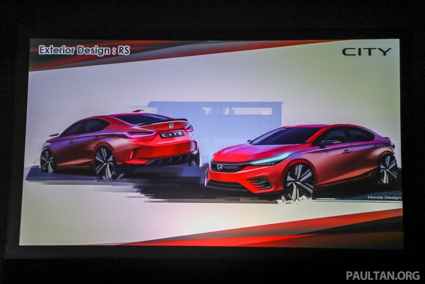 2020 Honda City – 5th-gen launched in Malaysia; 1.5L S, E and V; RS e:HEV Hybrid world debut, from RM74k Image #1192296