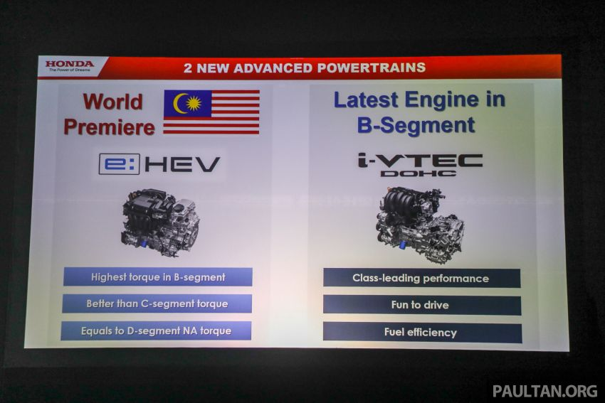 2020 Honda City – 5th-gen launched in Malaysia; 1.5L S, E and V; RS e:HEV Hybrid world debut, from RM74k Image #1192341