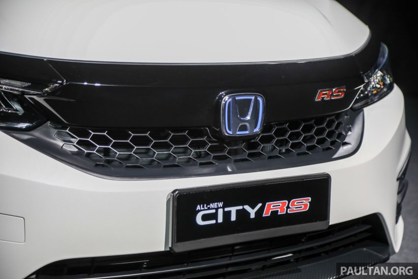 2020 Honda City – 5th-gen launched in Malaysia; 1.5L S, E and V; RS e:HEV Hybrid world debut, from RM74k Image #1191891