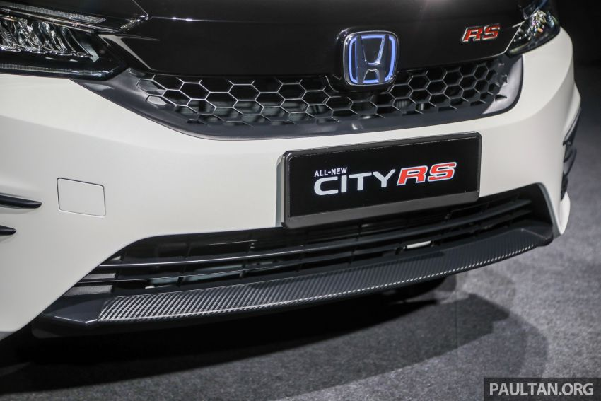 2020 Honda City – 5th-gen launched in Malaysia; 1.5L S, E and V; RS e:HEV Hybrid world debut, from RM74k Image #1191893