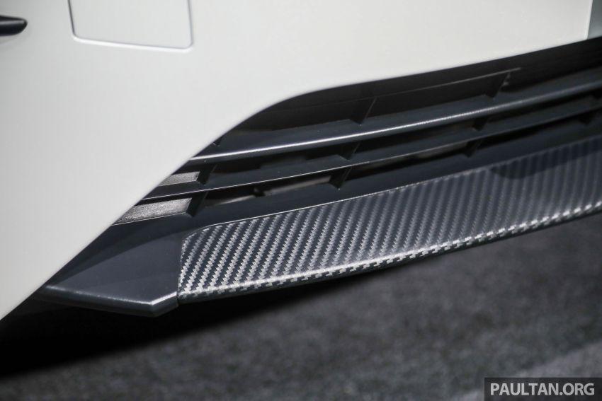 Honda City 2020 generasi kelima dilancarkan — empat varian, RS e:HEV, Honda Sensing; harga dari RM74k Image #1192074