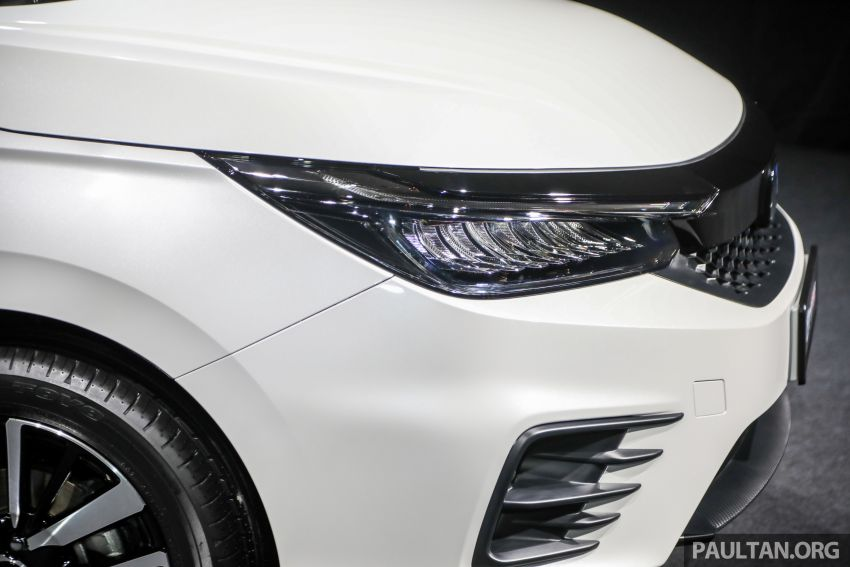 2020 Honda City – 5th-gen launched in Malaysia; 1.5L S, E and V; RS e:HEV Hybrid world debut, from RM74k Image #1191897