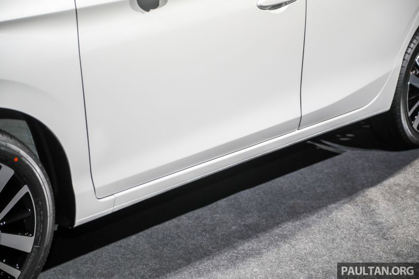 2020 Honda City – 5th-gen launched in Malaysia; 1.5L S, E and V; RS e:HEV Hybrid world debut, from RM74k Image #1191909
