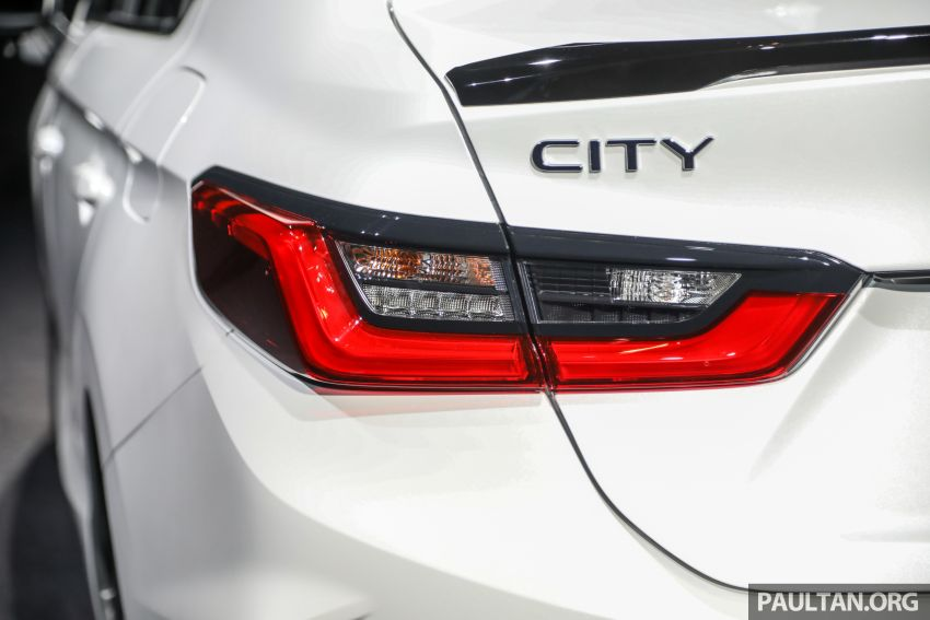 2020 Honda City – 5th-gen launched in Malaysia; 1.5L S, E and V; RS e:HEV Hybrid world debut, from RM74k Image #1191916
