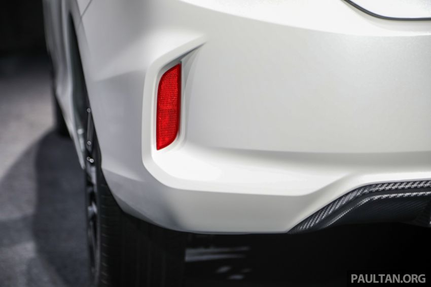 Honda City 2020 generasi kelima dilancarkan — empat varian, RS e:HEV, Honda Sensing; harga dari RM74k Image #1192097
