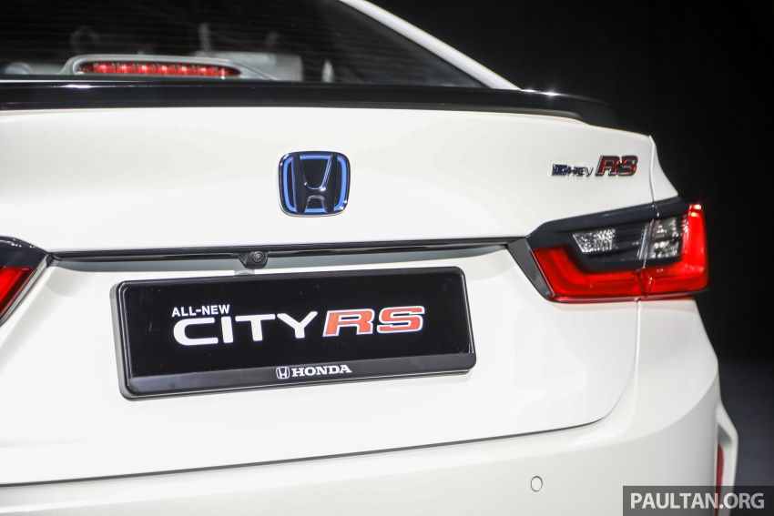 2020 Honda City – 5th-gen launched in Malaysia; 1.5L S, E and V; RS e:HEV Hybrid world debut, from RM74k Image #1191919