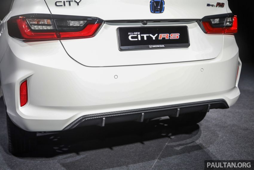 2020 Honda City – 5th-gen launched in Malaysia; 1.5L S, E and V; RS e:HEV Hybrid world debut, from RM74k Image #1191920