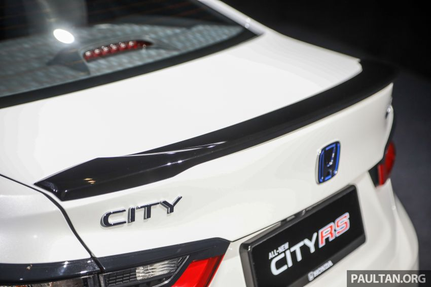 2020 Honda City – 5th-gen launched in Malaysia; 1.5L S, E and V; RS e:HEV Hybrid world debut, from RM74k Image #1191923