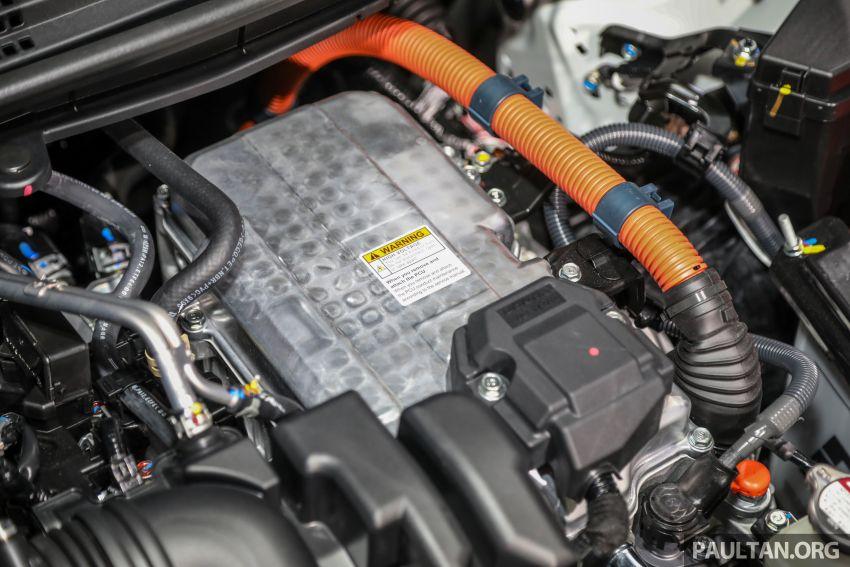Honda City 2020 generasi kelima dilancarkan — empat varian, RS e:HEV, Honda Sensing; harga dari RM74k Image #1192108