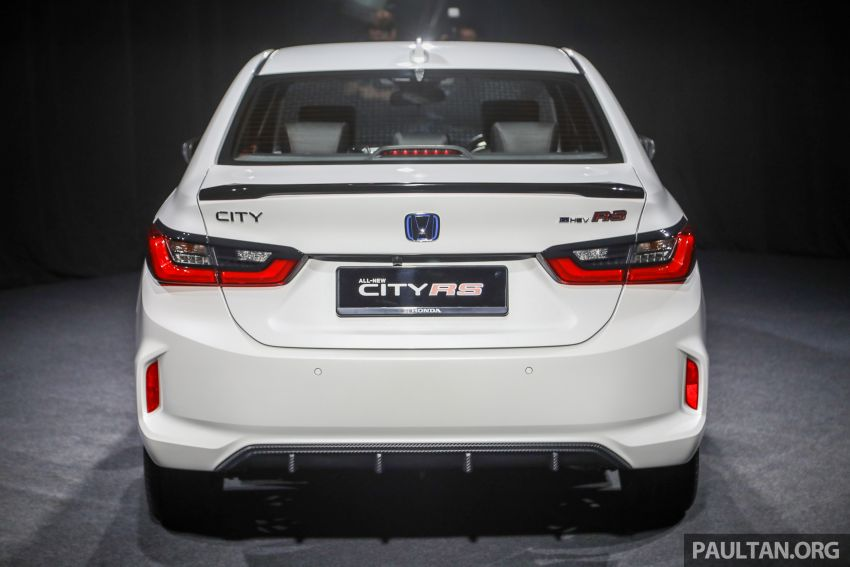 2020 Honda City – 5th-gen launched in Malaysia; 1.5L S, E and V; RS e:HEV Hybrid world debut, from RM74k Image #1191877