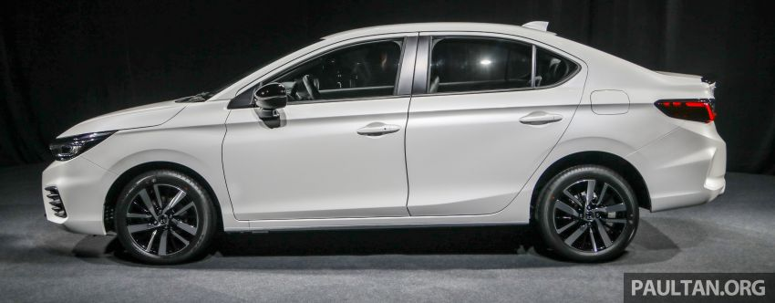 2020 Honda City – 5th-gen launched in Malaysia; 1.5L S, E and V; RS e:HEV Hybrid world debut, from RM74k Image #1191879