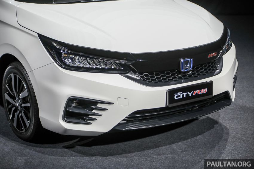 2020 Honda City – 5th-gen launched in Malaysia; 1.5L S, E and V; RS e:HEV Hybrid world debut, from RM74k Image #1191881