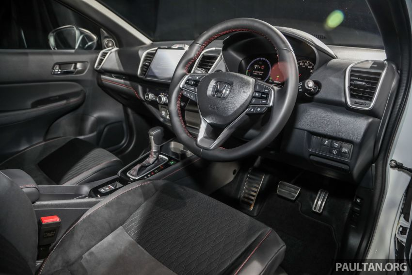 2020 Honda City – 5th-gen launched in Malaysia; 1.5L S, E and V; RS e:HEV Hybrid world debut, from RM74k Image #1191933