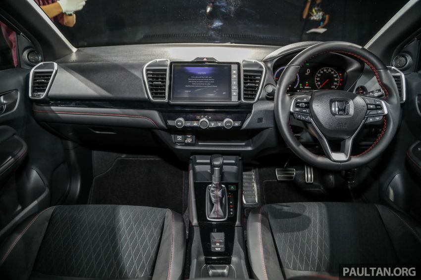 2020 Honda City – 5th-gen launched in Malaysia; 1.5L S, E and V; RS e:HEV Hybrid world debut, from RM74k Image #1191936