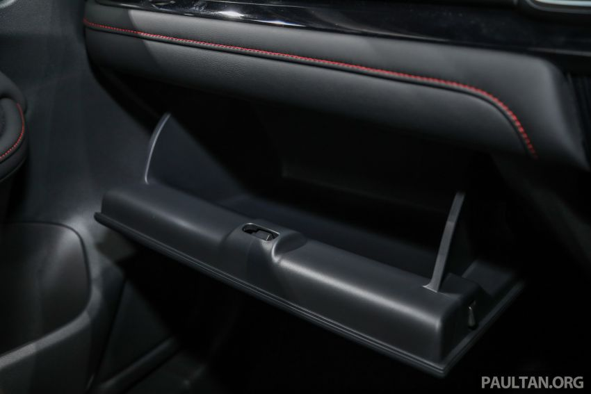 Honda City 2020 generasi kelima dilancarkan — empat varian, RS e:HEV, Honda Sensing; harga dari RM74k Image #1192128