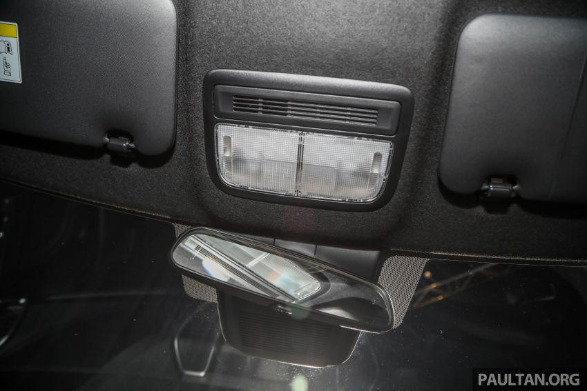 Honda City 2020 generasi kelima dilancarkan — empat varian, RS e:HEV, Honda Sensing; harga dari RM74k Image #1192130