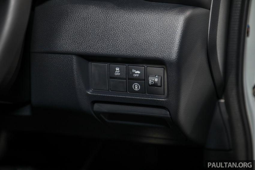 Honda City 2020 generasi kelima dilancarkan — empat varian, RS e:HEV, Honda Sensing; harga dari RM74k Image #1192131