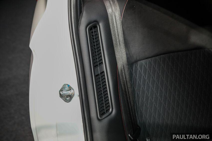 Honda City 2020 generasi kelima dilancarkan — empat varian, RS e:HEV, Honda Sensing; harga dari RM74k Image #1192151
